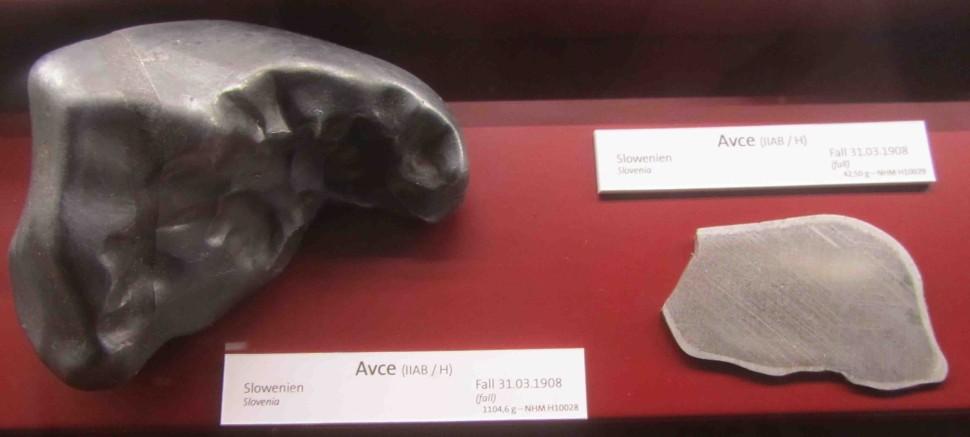 avški meteorit