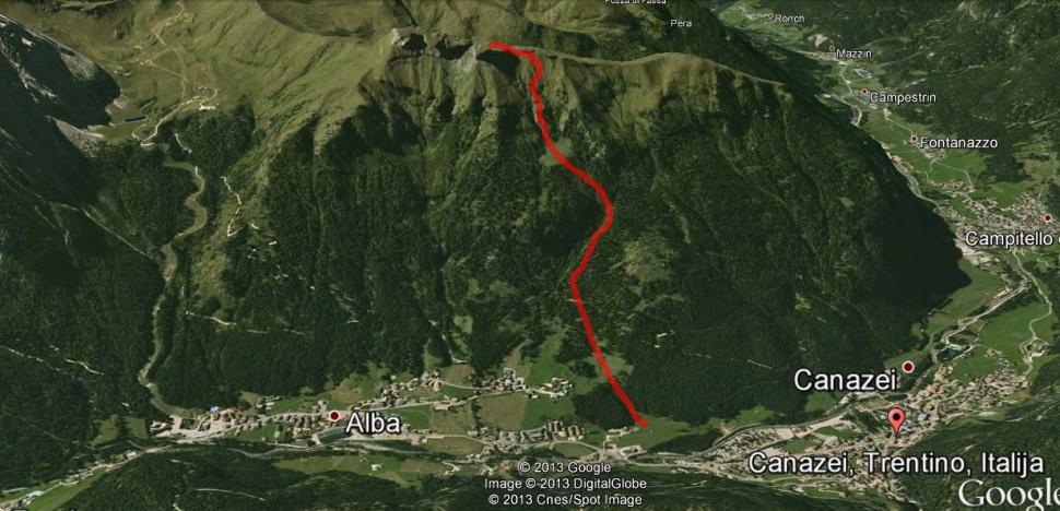 dolomites vertical kilomter_route