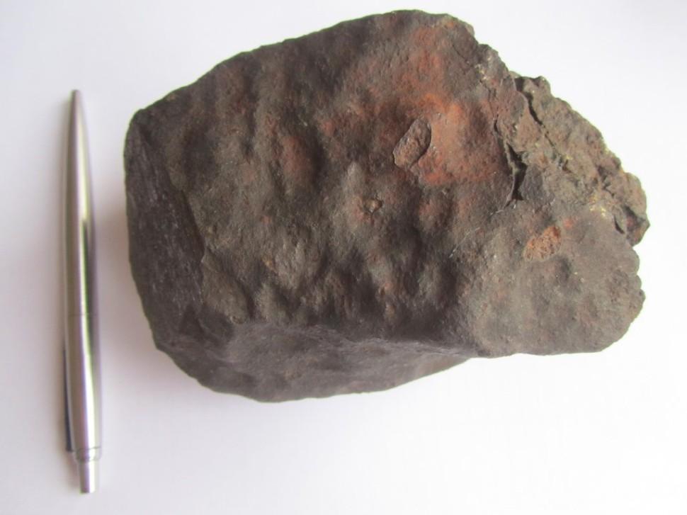 Meteorit Jezersko 4