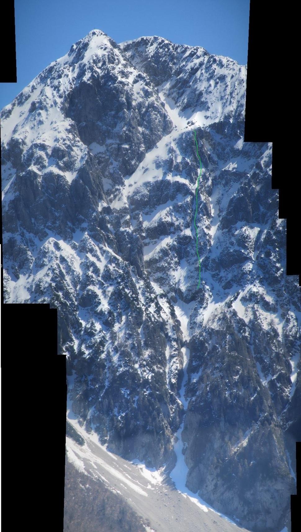 severna stena storžiča - Copy