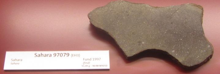 Enstatitov hondrit z visoko vsebnostjo železa
