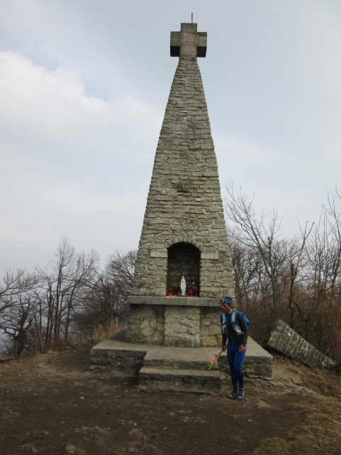 Križ na Donački gori