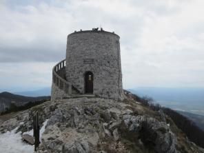 Razgledni stolp na Vajaku