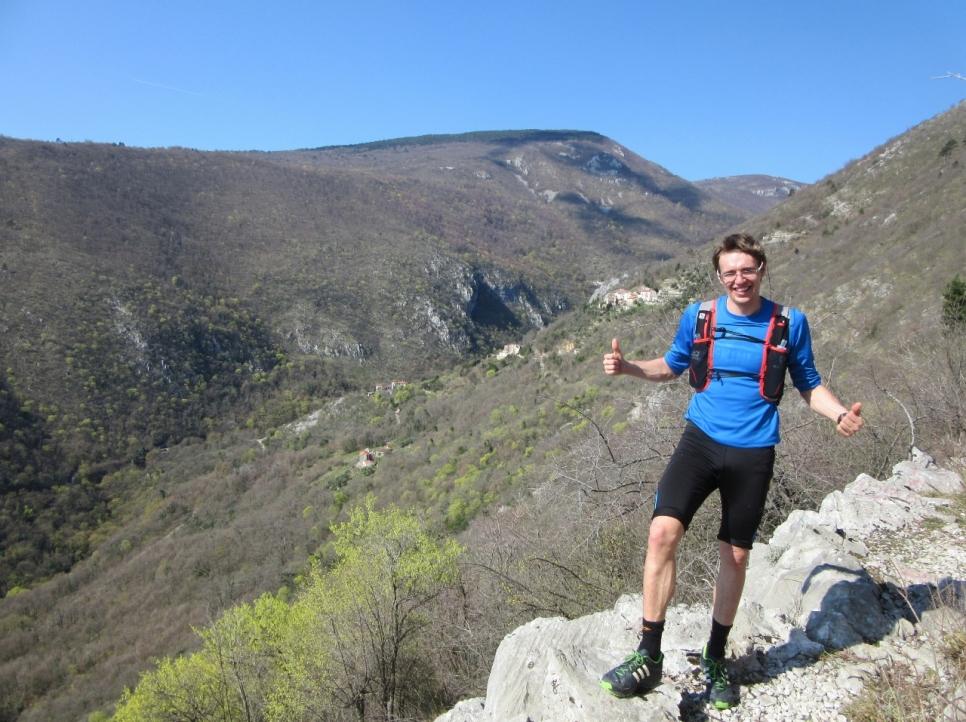 Učka trail