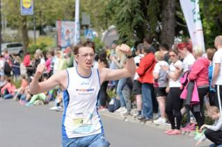 Veselje v cilju (Foto: Istrski maraton)