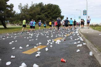 """""""Pogorišče"""" v Izoli (Foto: Istrski maraton)"""