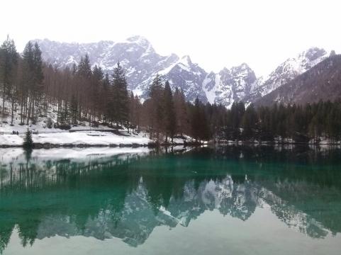 Spodnje Belopeško jezero