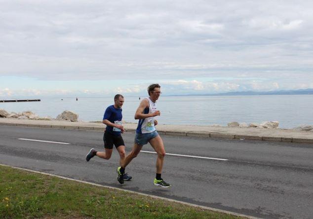 Obalna cesta (Foto: Istrski maraton)