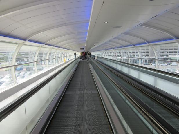 Letališki terminal v Manchestru