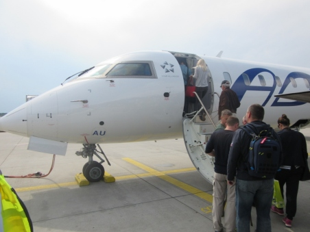 Adrjini Bombardier CRJ900LR