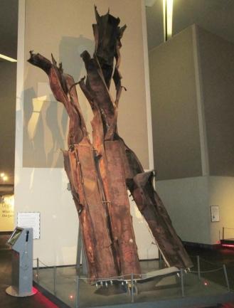 Ta kos železa je bil nekoč del WTC-ja