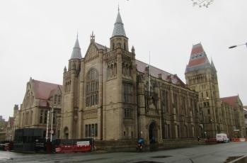 Univerza v Manchestru