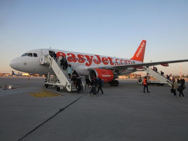 EasyJet-ov A319