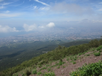 Pogled z Vezuja