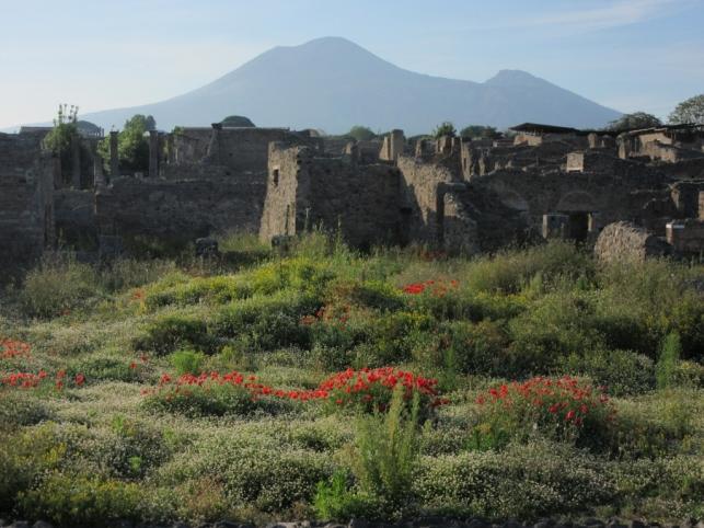 Pompeji z Vezujem