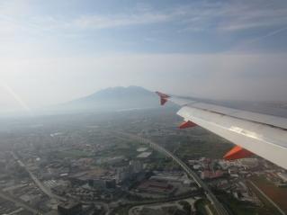 Vulkan Vezuv