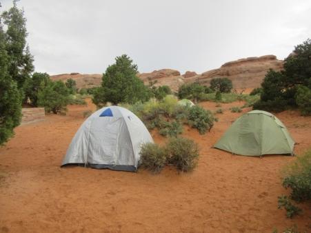 Naš čudovit kamp