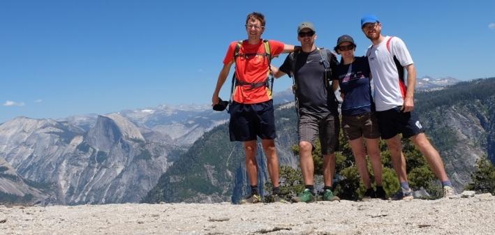 Na vrhu El Capitana
