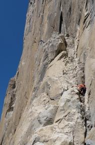 Plezava smer v El Capitanu