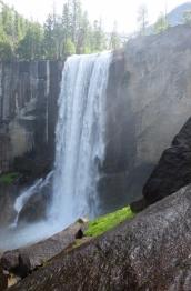 97 m visok Vernall fall