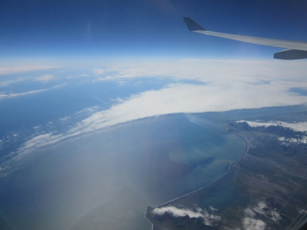 Letimo čez Islandijo