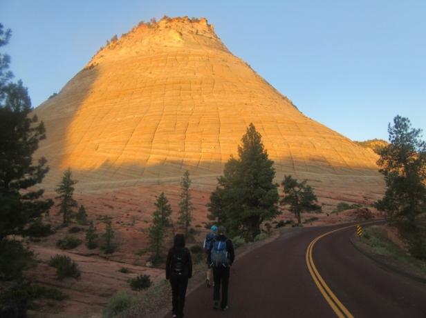 Gora Chekerboard Mesa