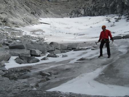 Na ledeniku Tripkees