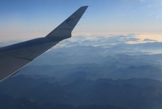 Alpe iz zraka