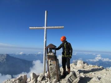 Na vrhu Monataža