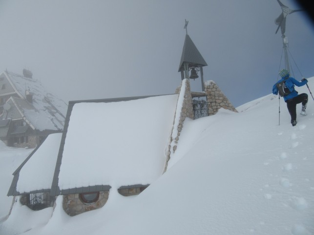 Kapelica Marije snežne