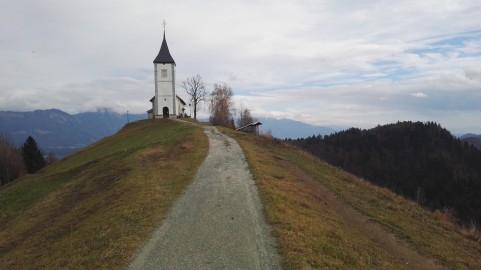 Cerkvica sv. Primoža na Jamniku