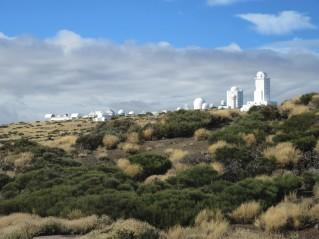 Astronomski observatorij Tenerife