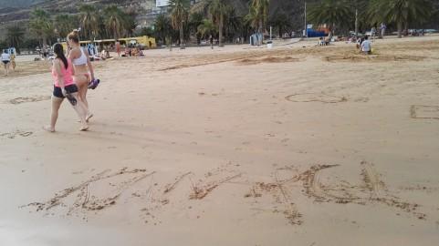 Playa de las Tamadiste