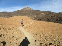 Iz Pico Viejo na Teide