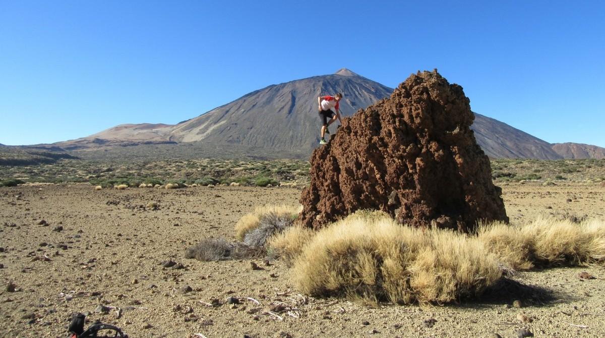 El Teide (3719 m): Tenerife, Kanarski otoki