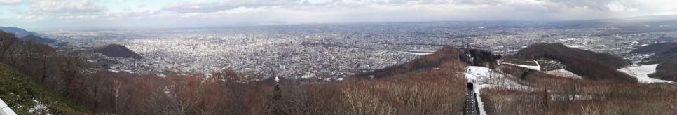 Panorama iz Moiwe