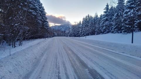 Ceste zelo slabo plužijo