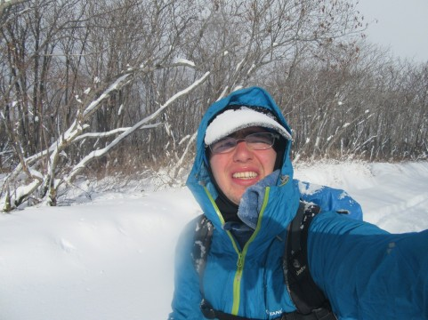 Sneg nehal: juhu!