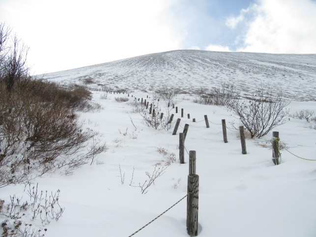 Pot na Mt. Taruame