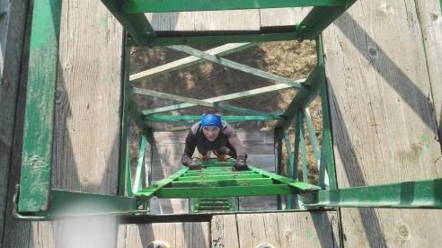Plezanje na stolp