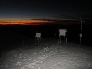 Najvišja meteorološka postaja v Sloveniji
