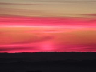 Malo pred Sončnim vzhodom