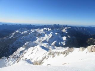 Vrhovi Fužinskih planin