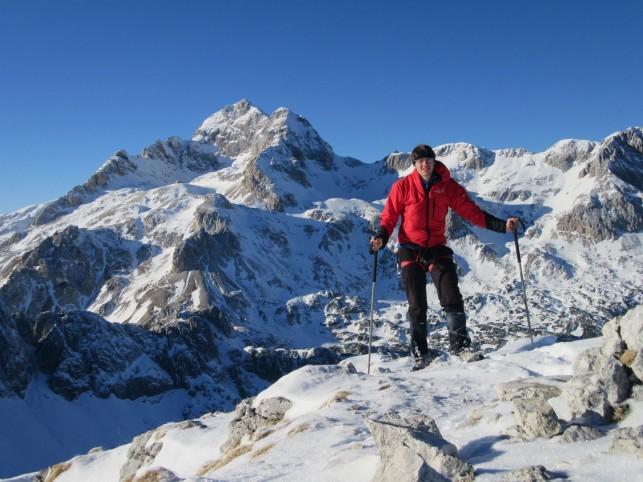 Na vrhu Velikega Draškega vrha