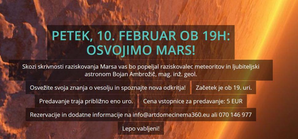 mars-predavanje