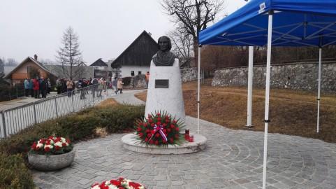 Prešernov spomenik
