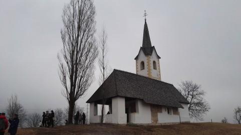 Cerkvica sv. Marka
