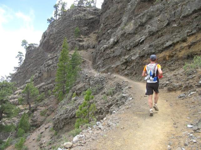 30 km dolg sestop z gore