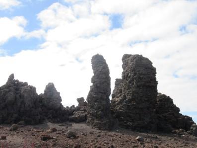 Roque de los Muchachos (2423 m)