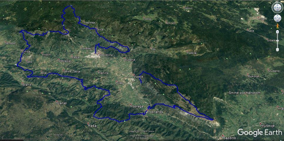 GPS sled proge